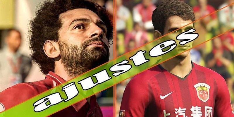 NOVO PATCH FIFA 19 E NOVO PACTH PES 2019