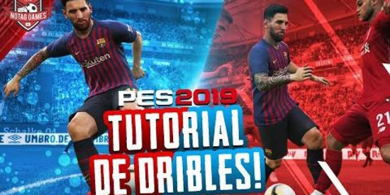Tutorial De Dribles - Como Fazer Dribles! Skills & Tricks!