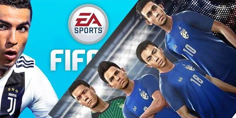 NOVO UPDATE DO FIFA 19 disponível nos consoles &  DLC 3.0 do PES 2019 TRÁS NOVIDADES.