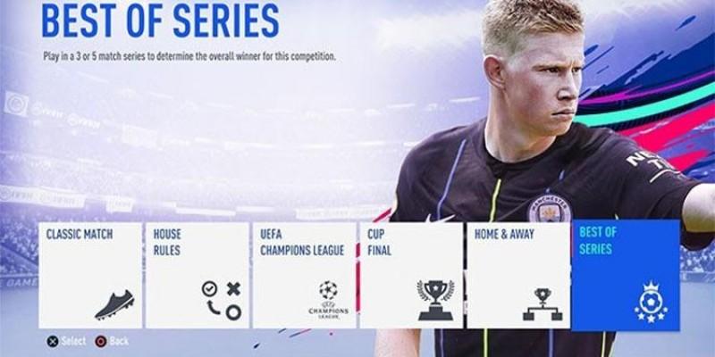 Você conhece os NOVOS MODOS de jogo do FIFA19?