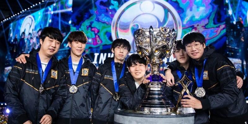 eSports VIRA PROFISSÃO NA CHINA
