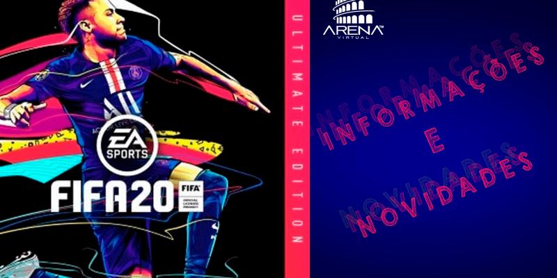 Primeiras informações oficiais do FIFA 20