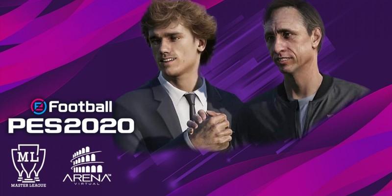 Efootball PES 2020 - TUDO sobre a nova Master League