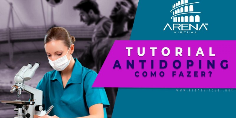 10 Tutorial: AntiDoping