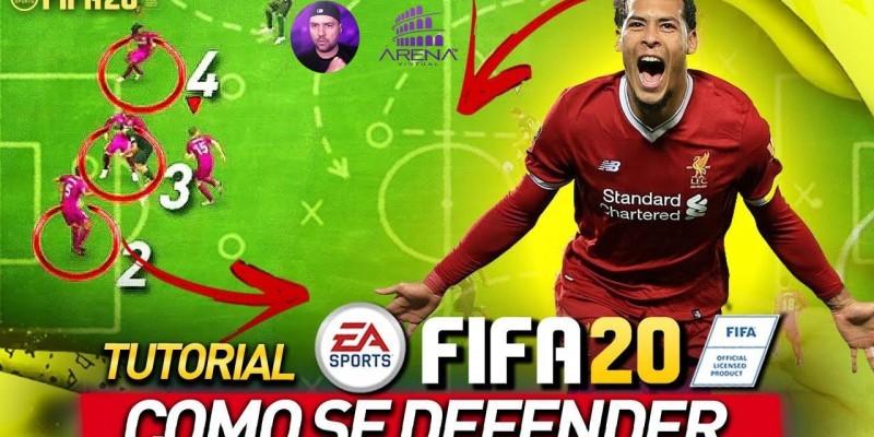 FIFA 20 TUTORIAL 3 DICAS COMO SE DEFENDER