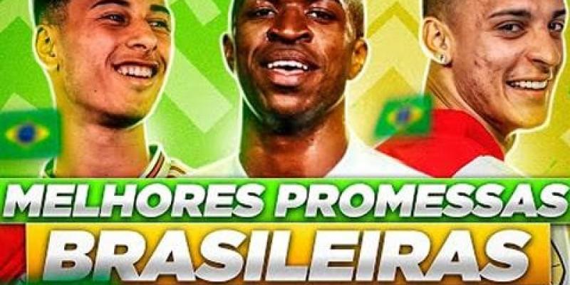 20 MELHORES PROMESSAS BRASILEIRAS do FIFA 21!