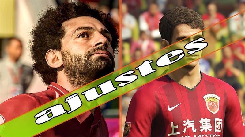 NOVO patch FIFA 19 E NOVO patch PES 2019