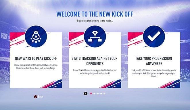 VOCÊ CONHECE OS NOVOS MODOS DE JOGO DO FIFA 19?