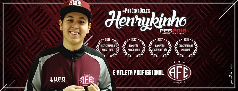 Pro Player Henrykinho