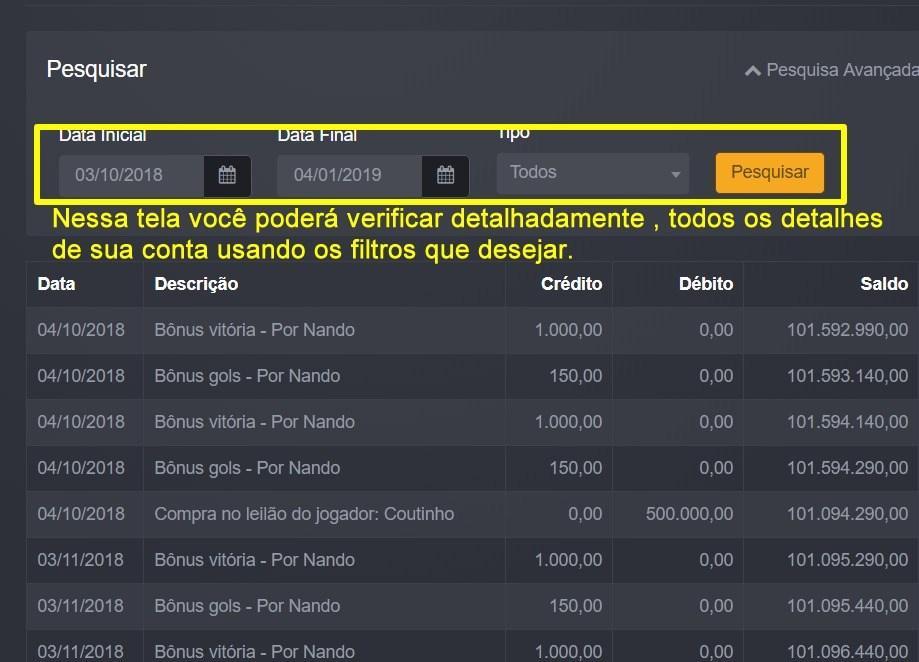 # PARA NOVATOS: Como Ajustar Salários/ Demitir/ Extrato dos usuários no Painel Virtual