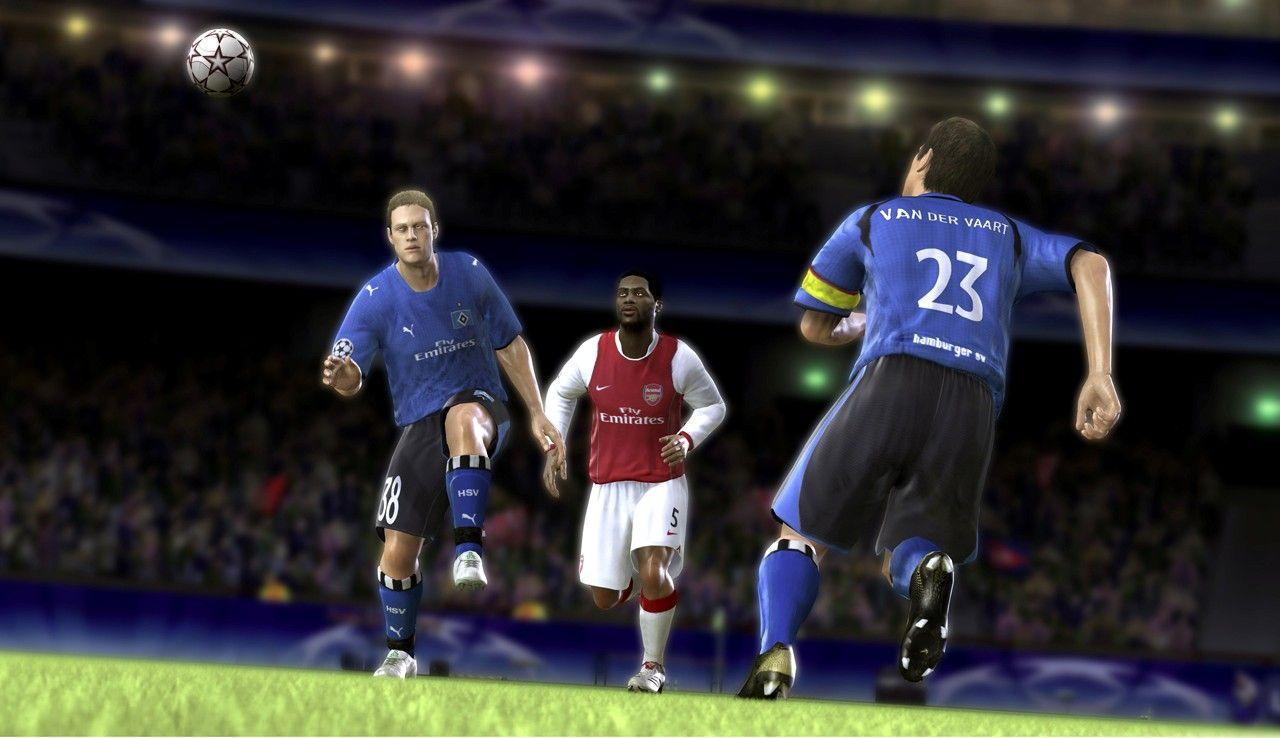 TUDO SOBBRE A CHAMPIONS LEAGUE NO PES E FIFA