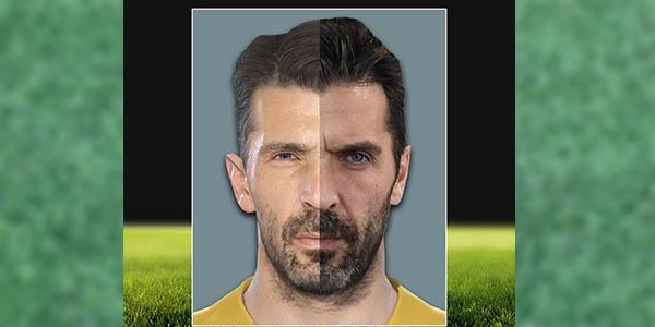 Evolução das Faces da franquia PES nos últimos 3 anos