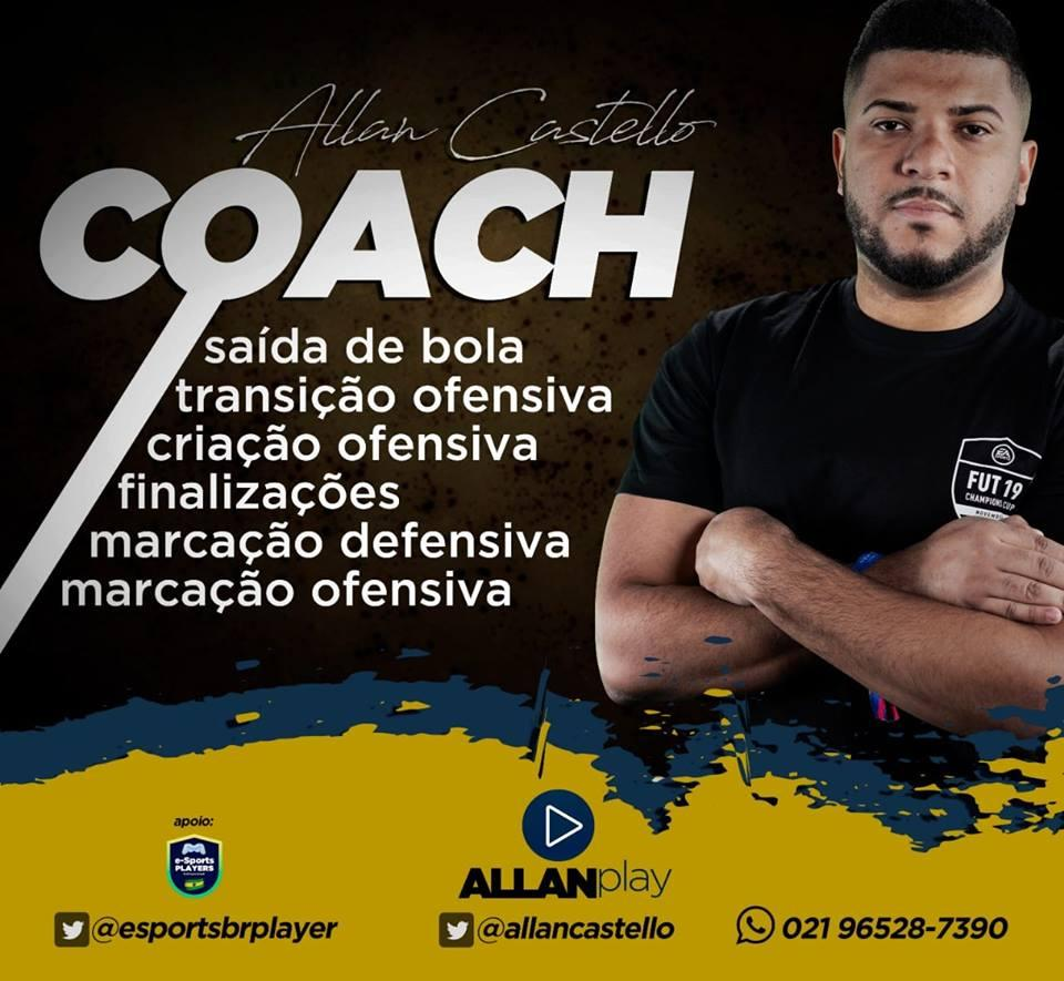 Pro Player Allan Castello
