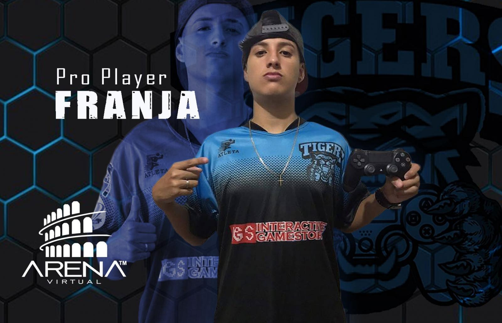 Pro Player Gabriel