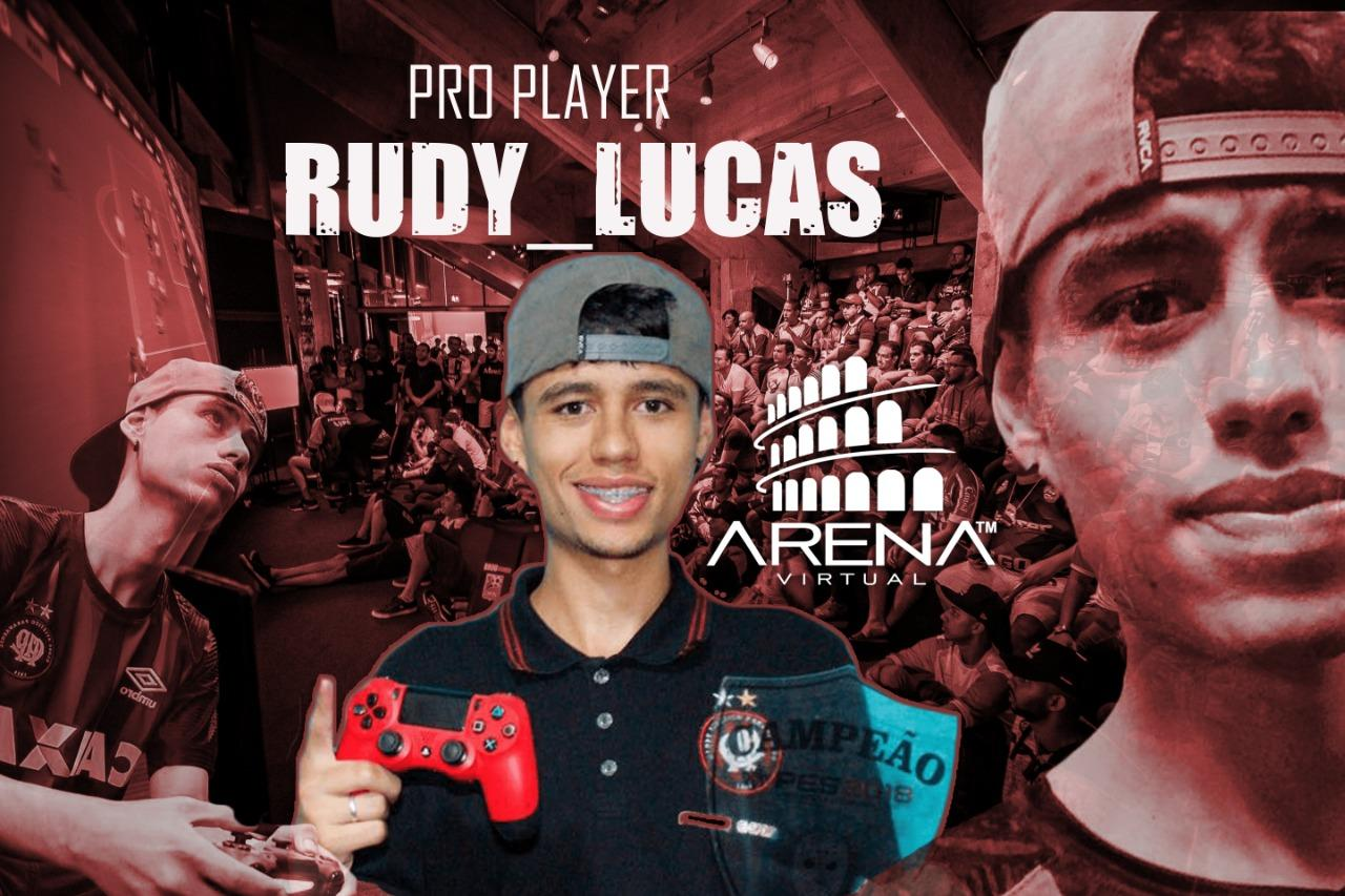Pro Player Rudy Lucas
