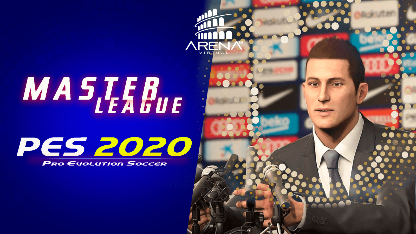 PES 2020 - MASTER LEAGUE