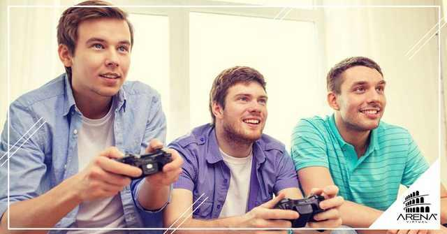 9 Motivos para jogar no ARENA VIRTUAL