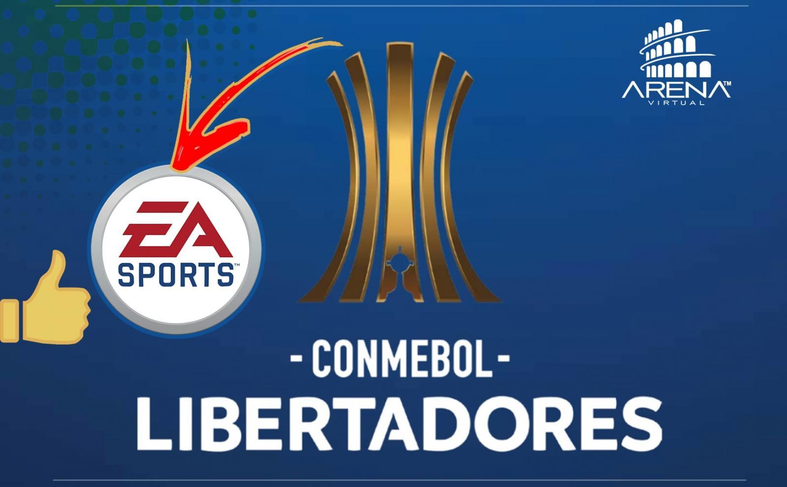 LIBERTADORES EM FIFA20 ?