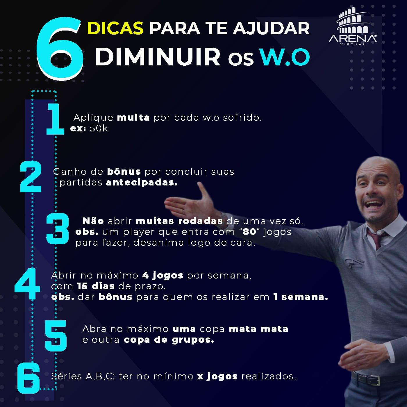 BOAS PRÁTICAS DE UM ADMINISTRADOR