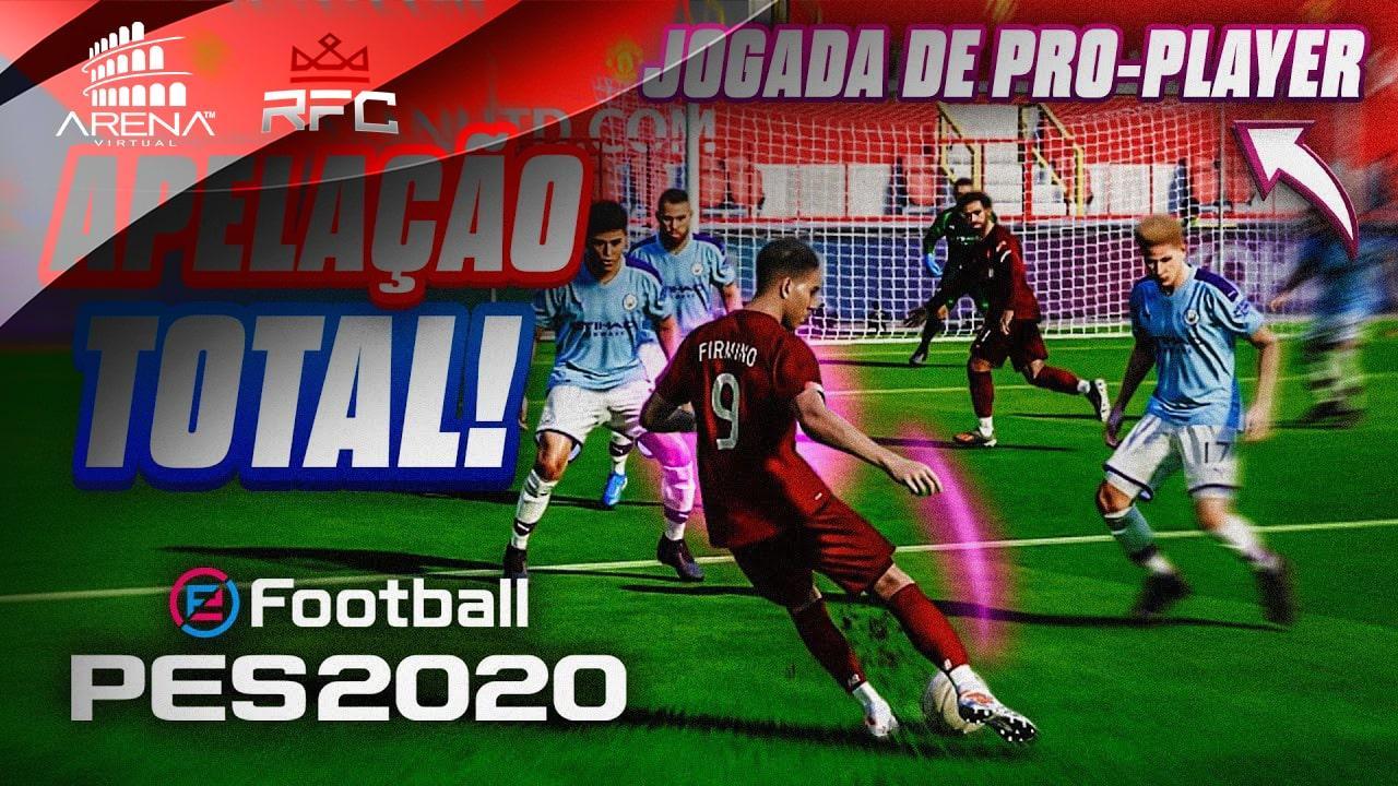 PES 2020: AS JOGADAS MAIS CHETADAS DO JOGO!