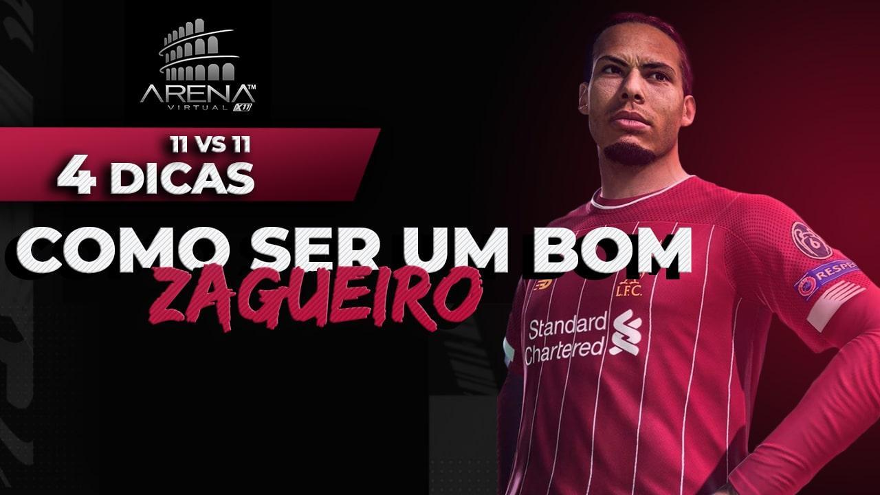 DICAS X11:  COMO SER UM BOM ZAGUEIRO