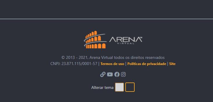 TUTORIAIS ARENA VIRTUAL X11