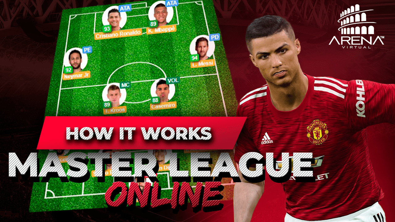 MASTER LEAGUE ONLINE PES and FIFA -How it works?